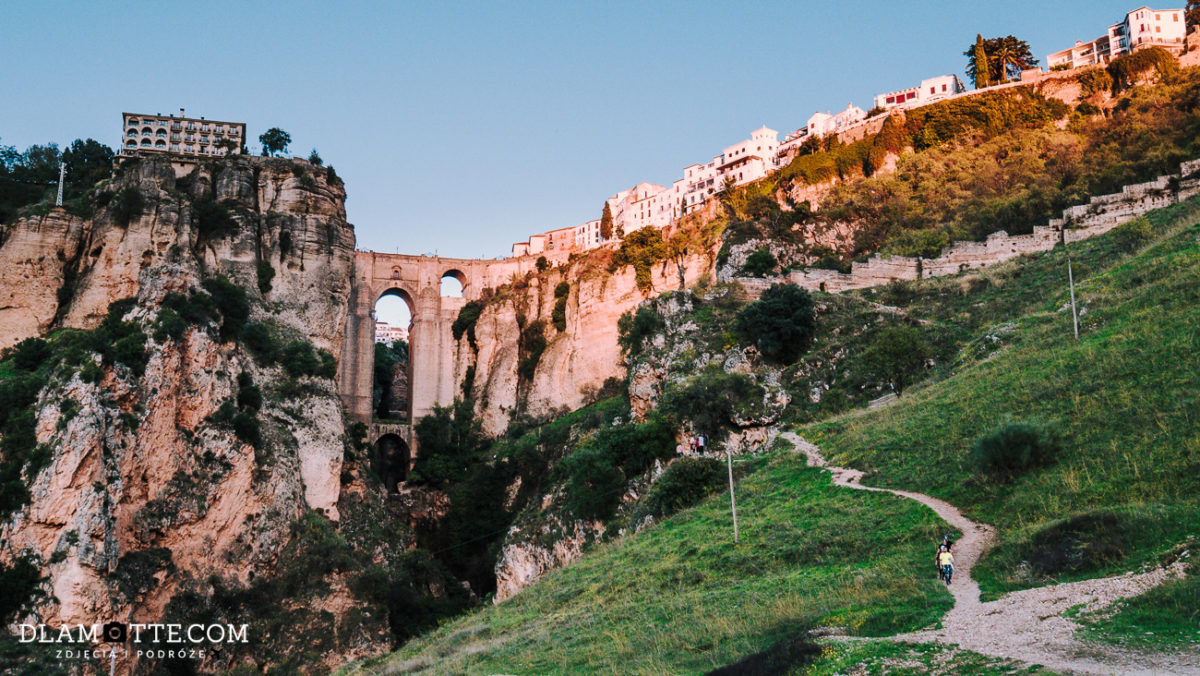 most Ronda roadtrip po Andaluzji