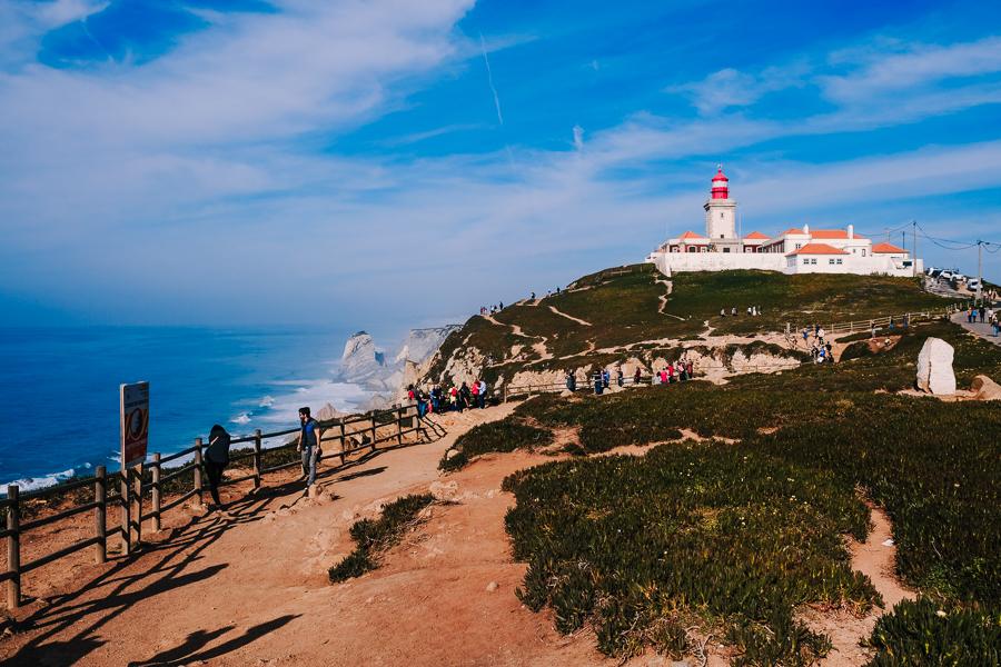 przylądek Cabo da Roca