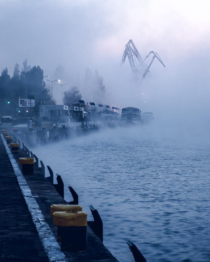 Mgła Szczecin