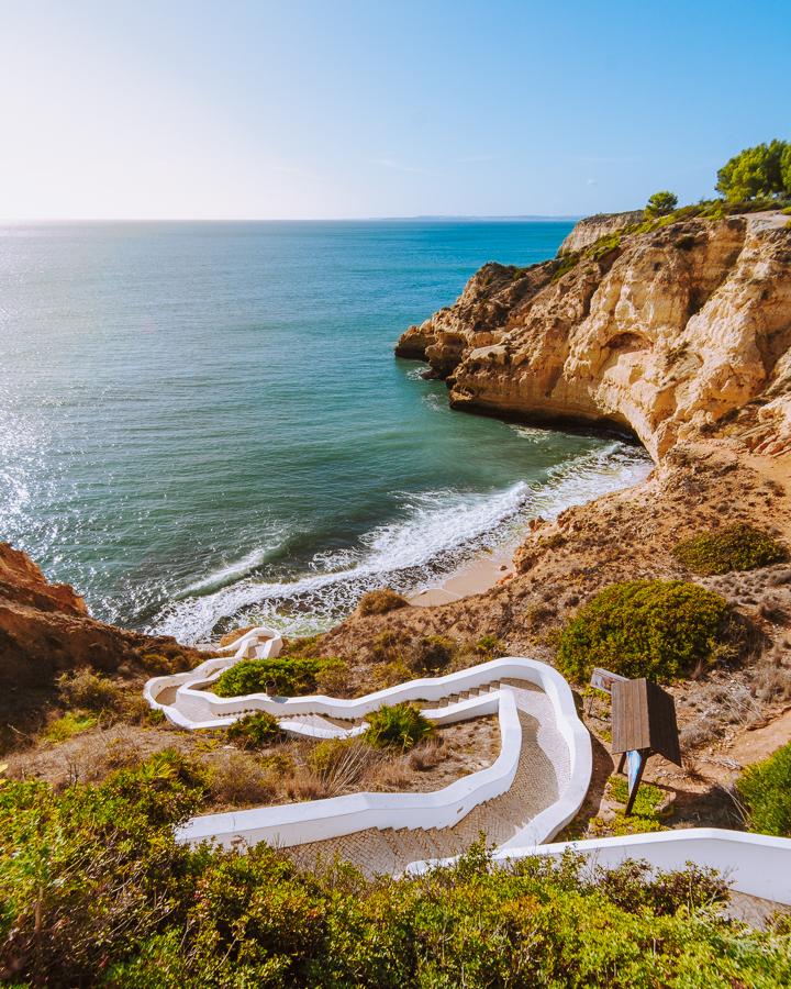 Praia do Paraiso Algarve