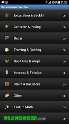 Manufacture calc pro app full