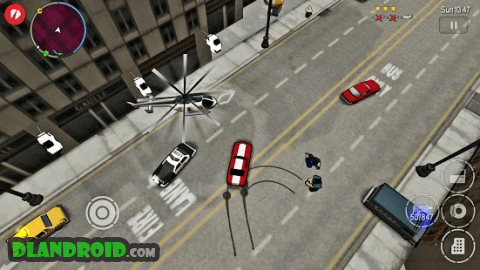 GTA: Chinatown Wars Apk Mod + OBB Verileri