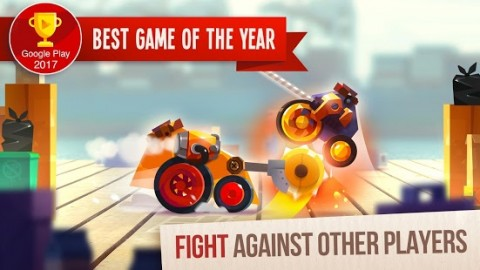 CATS: Crash Arena Turbo Stars App Mod