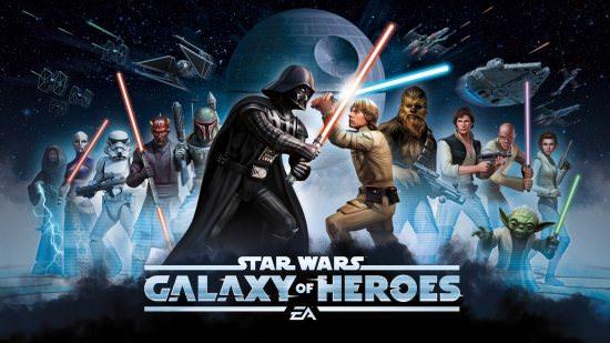 Kahramanların Yıldız Savaşları Gökadası