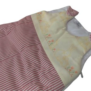 saquinho de dormir infantil com estampa divertida
