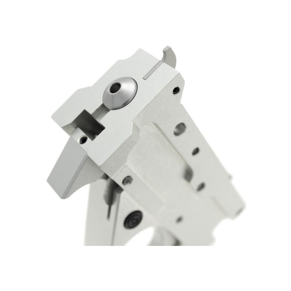 trigger face with upgraded interchangeable magazine latch
