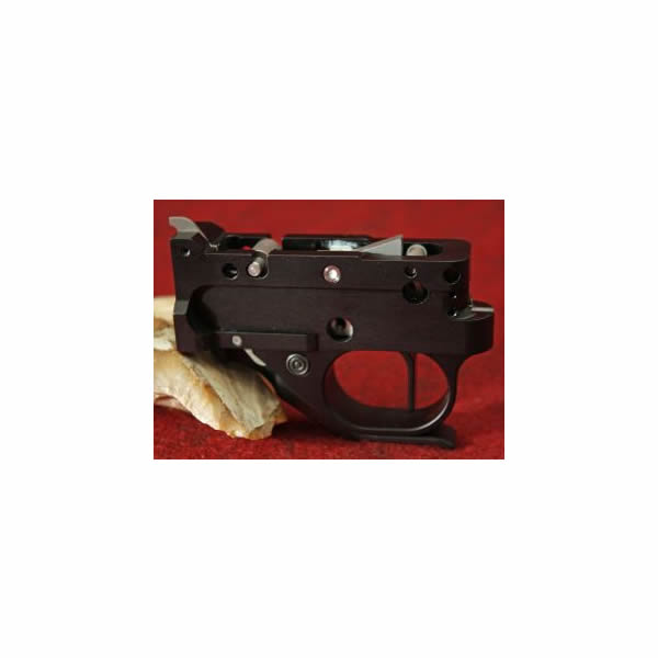 KIDD Two Stage Trigger Pack - Black Straight Trigger
