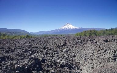 Result of a recent (circa 1970s) lava flow
