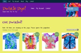 Dwizzle Dye