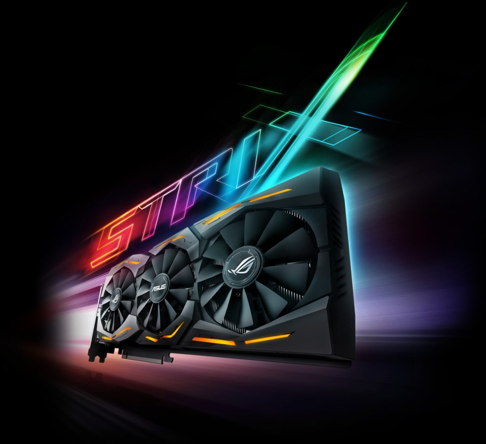 asus rog strix - geforce partner program