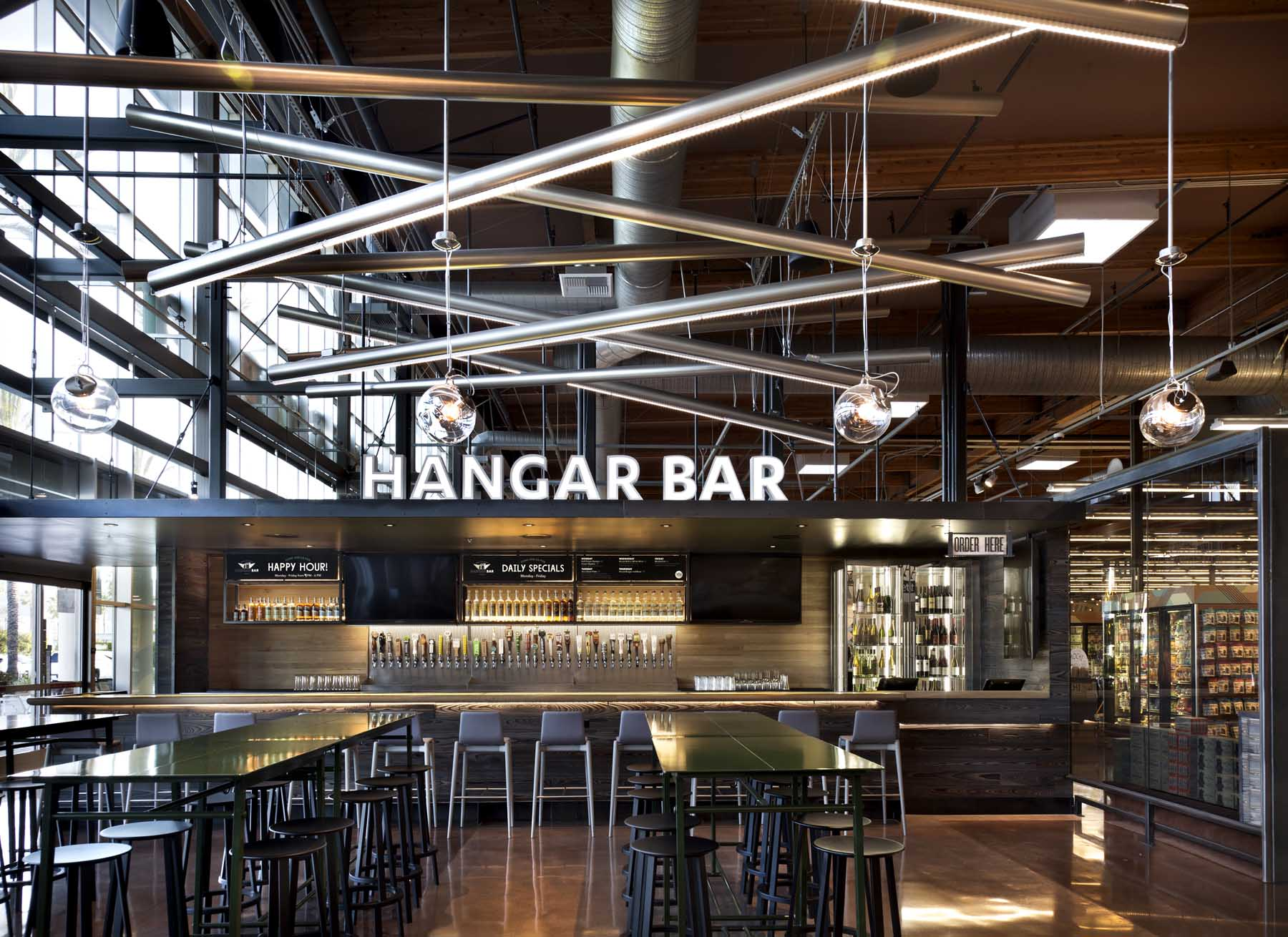 Hangar Bar Dl English Design Dl English Design