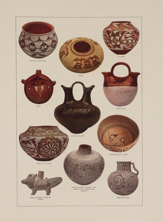 Never Were Two Pieces of Indian Pottery Exactly Alike,