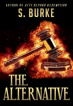 The Alternative BOOK COVER PERFECT AND READY TO GO. SMALLER COPY