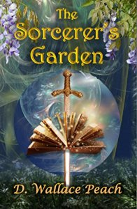 Socerer's Garden Book Cover