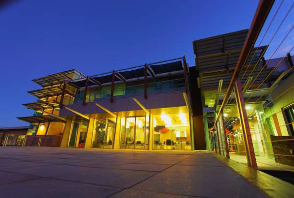 Monash Bendigo Regional Clinical School - Building Front