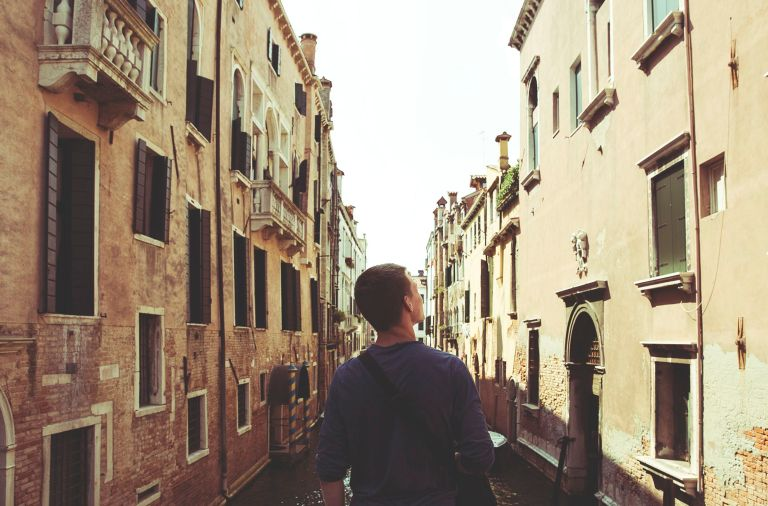 Multicultural Travel bloggers - Venice