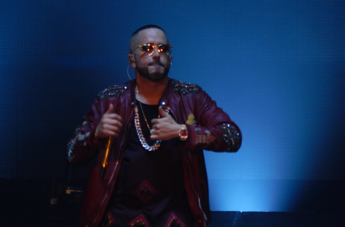 Yandel Dangerous Tour Ends With Two Latin GRAMMYs And Partnership With Monster