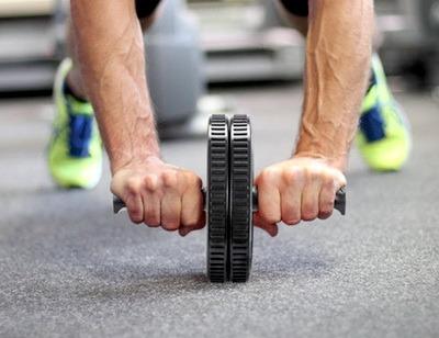 Гимнастический ролик. Виды. Упражнения и особенности