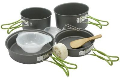 Туристическая посуда. Виды и особенности. Как выбрать и материал