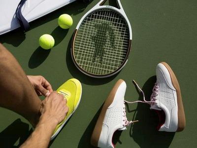 Sportivnaia obuv dlia tennisa