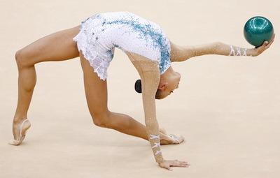 Miach dlia khudozhestvennoi gimnastiki 4