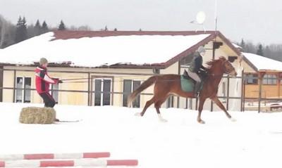 Konnyi sport skidzhoring