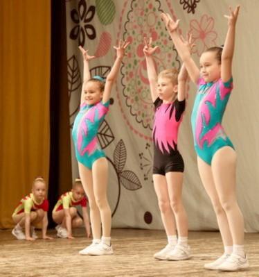 Detskaia gimnastika