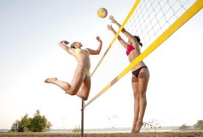 Пляжный волейбол. Как играть и правила. Оборудование и особенности