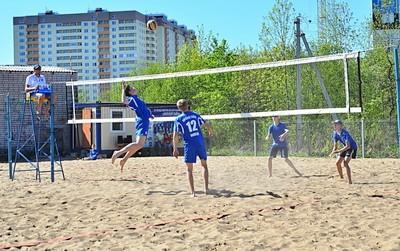 Pliazhnyi voleibol 4