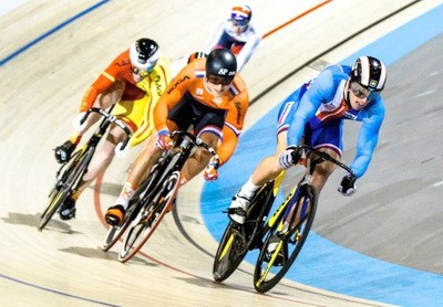 Komandnyi Olimpiiskii sprint