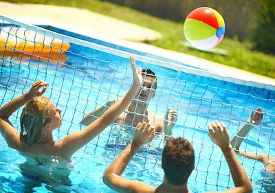 Водный волейбол. Как играть и плюсы. Инвентарь и особенности