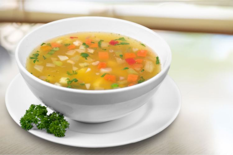 Simple Vegetable Soup Recipe   dLife