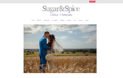 Sugar and Spice weddings