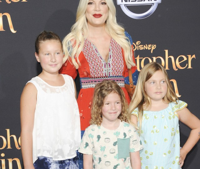 Tori Spelling Took Down Some Instagram Haters Who Came For Her Kids