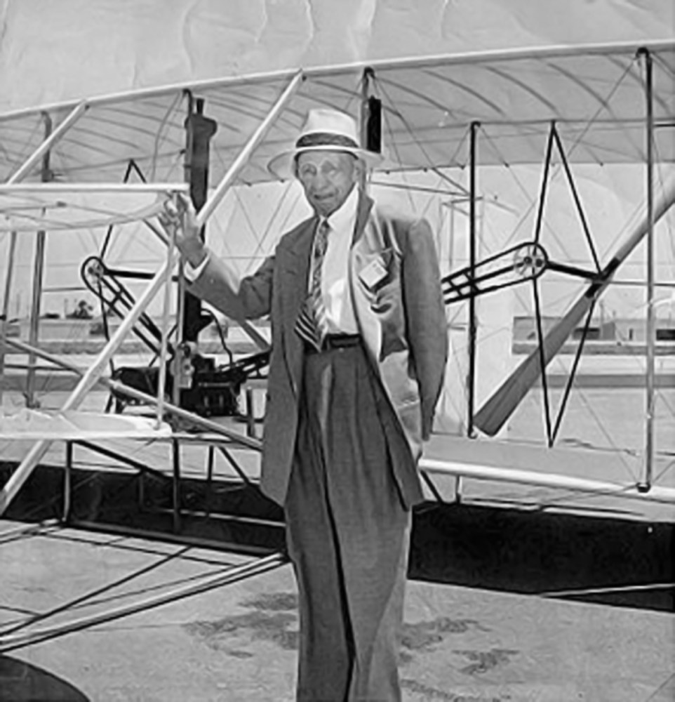 Charles E. Taylor: The Man Aviation History Almost Forgot (4/4)