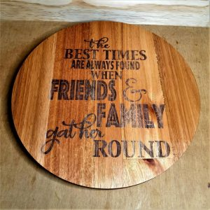 best times lazy susan