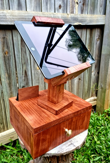 Square Reader Stand With Cash Drawer