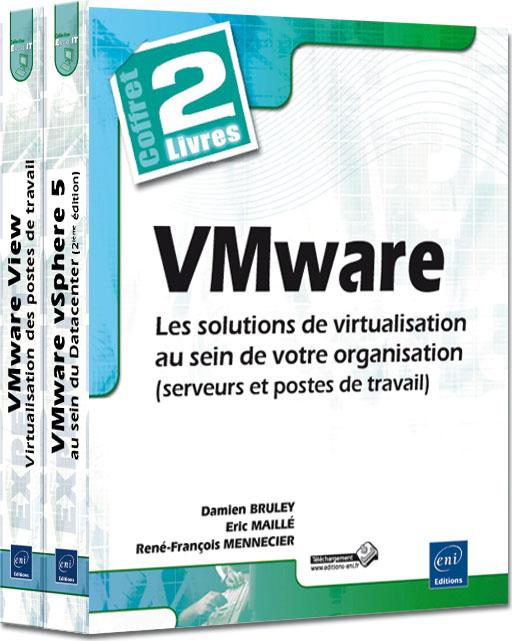 VMware – Coffret de 2 livres