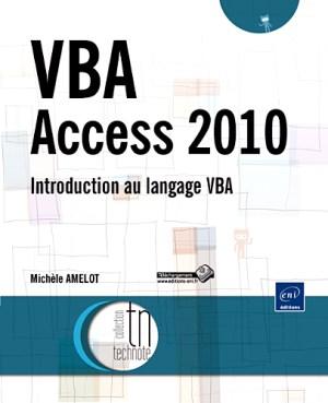 VBA ACCESS 2010