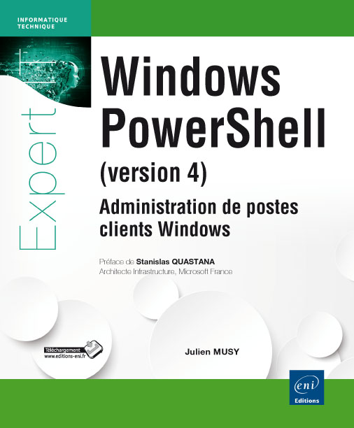 Windows PowerShell (version 4)