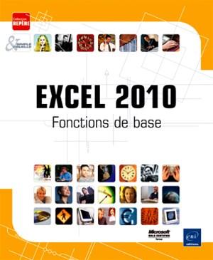 Excel 2010 Fonctions de base
