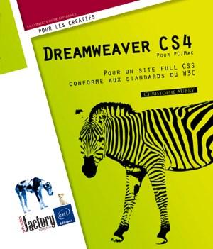 Dreamweaver CS4 pour PC/Mac (Studio Factory)