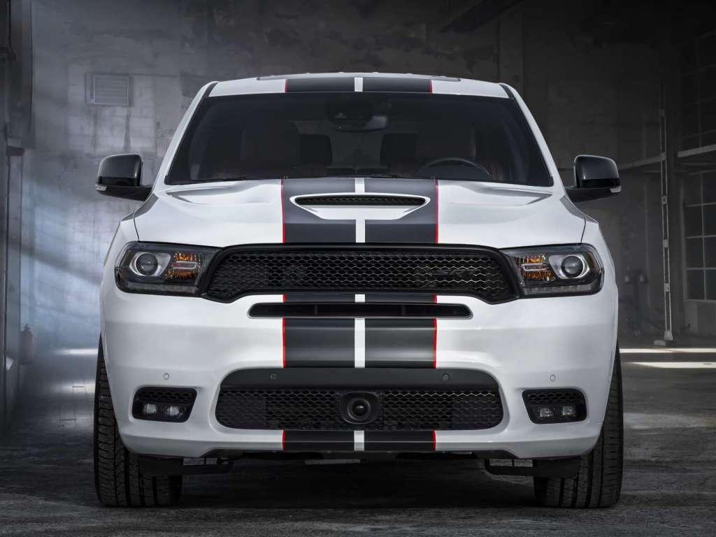 2020 Dodge Durango SRT receives new Black and Redline ...