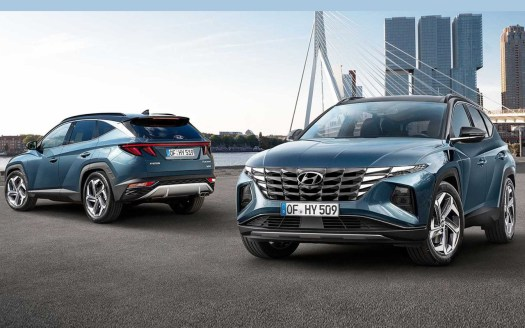2022 Hyundai Tucson impresses with boldly sharp design - dlmag