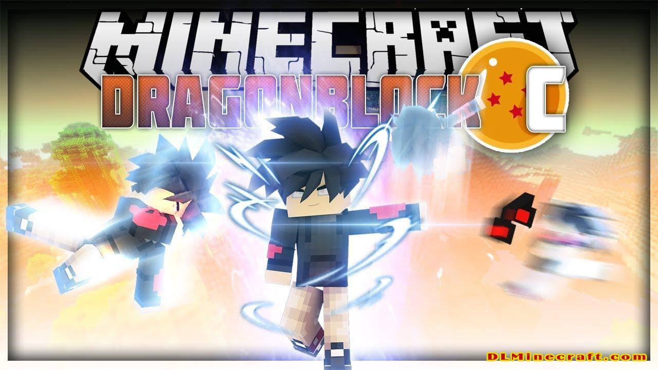 It is based on the dragon ball franchise by akira toriyama. Download Dragon Block C For Minecraft 1 12 2 1 7 10 Dragon Ball Z