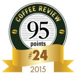 Coffee Review's No. 24 Coffee of 2015