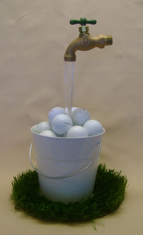 Golf Themed Water Fountain On Storenvy