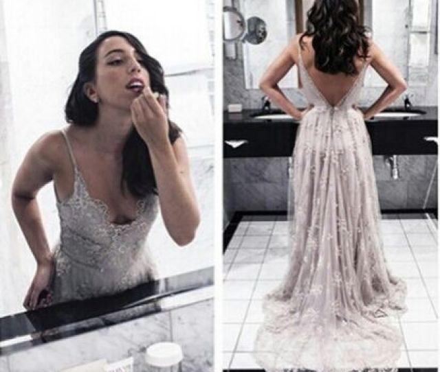 Lace Prom Dresses Backless Prom Dress Long Prom Dress Light Purple Prom Dress