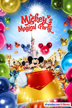 Mickey's Magical Party visual