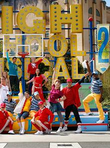 High School Musical shows